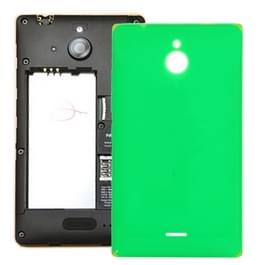 De dekking van de batterij terug voor Nokia Lumia X 2 (groen)