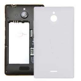 De dekking van de batterij terug voor Nokia Lumia X 2 (wit)