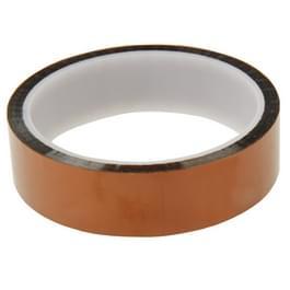 24mm hoge temperatuurbestendig Tape warmte gewijd Polyimide Tape voor BGA PCB SMT solderen