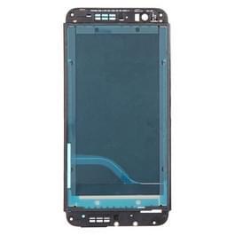 Voorzijde huisvesting LCD Frame Bezel plaat vervanging voor HTC One E8(Black)