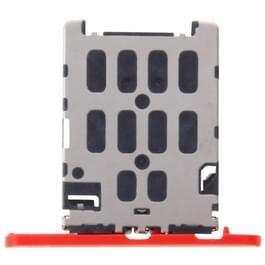 SIM kaart lade vervanging voor Nokia Lumia 720(Red)