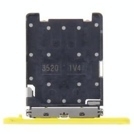 SIM kaart lade vervanging voor Nokia Lumia 720(Yellow)