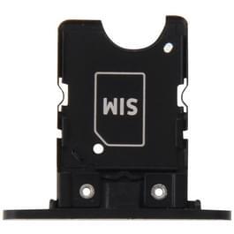 SIM kaart lade vervanging voor Nokia Lumia 1020(Black)