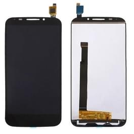 LCD-scherm en de plenaire vergadering Digitizer voor Alcatel One Touch POP S7 / 7045 / OT7045 / 7045Y(Black)