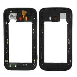 Middelste Frame Bezel voor Nokia Lumia 822(Black)