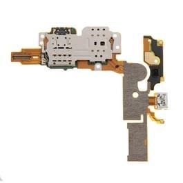 Opladen van Port Flex kabel + SIM Card Reader Contact vervanging voor vivo X5 Pro