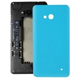 Frosted oppervlakte omhulling van kunststof Back Cover voor Microsoft Lumia 640 (blauw)