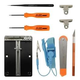 JAKEMY JM-1102 9 in 1 DIY elektronische reparatie Set voor mobiele telefoon / Tablet / DSLR