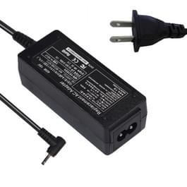 universeel Power Supply Adapter 19V 2.1a 40W 2.5x0.7mm Lader voor Asus N17908 / V85 / R33030 / EXA0901 / XH Laptop met AC Kabel  USA stekker