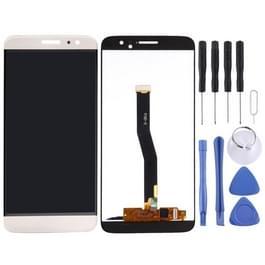 Huawei Maimang 5 LCD-scherm en Digitizer full Assembly(Gold)