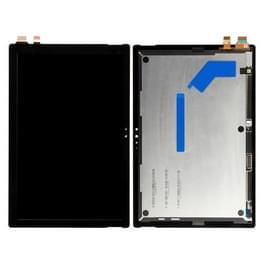 LCD-scherm en de plenaire vergadering Digitizer voor Microsoft Surface Pro 5 1796 LP123WQ1(SP)(A2) 12 3 inch (zwart)