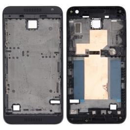 voor HTC Desire 610 Front behuizing LCD Frame Bezel Plate(Grey)