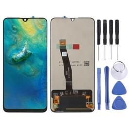 LCD-scherm en Digitizer voor Huawei P Smart (2019) (zwart)