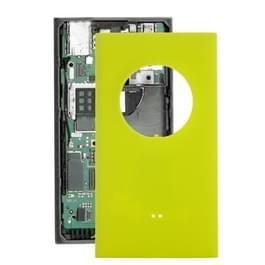 Batterij terug omslag voor Nokia Lumia 1020 (geel)