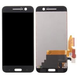 Originele LCD-scherm en Digitizer voor HTC 10 / een M10 (zwart)