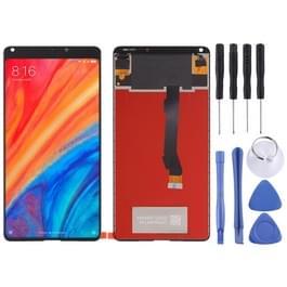 LCD-scherm en Digitizer voor Xiaomi MI Mix 2S(Black)