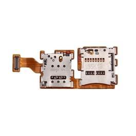 SD Card aansluiting + SIM Card Socket voor HTC One A9