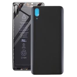 Achtercover Front vingerafdruk voor Vivo NEX(Black)