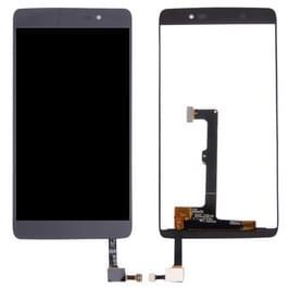 LCD-scherm en Digitizer voor Alcatel Idol 4 / 6055 / 6055i / 6055h / 6055k / 6055v (zwart)