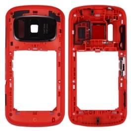 PureView midden Frame Bezel voor Nokia 808(Red)
