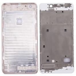 Vivo X 6 Plus batterij Back Cover + Front huisvesting LCD Frame Bezel Plate(Gold)