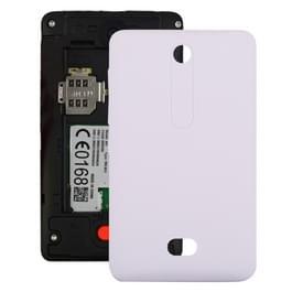 De dekking van de batterij terug voor Nokia Asha 501 (wit)