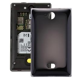 De dekking van de batterij terug voor Nokia Asha 503(Black)