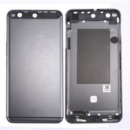 Achterste schutblad voor HTC One X9 (Carbon Grey)