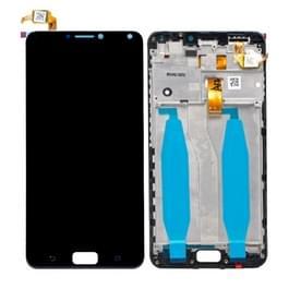 LCD-scherm en Digitizer met Frame voor Asus Zenfone 4 Max ZC554KL X00ID(Black)