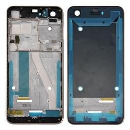 Voorzijde huisvesting LCD Frame Bezel plaat voor HTC Desire 10 Pro(Black)