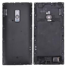 Middelste Frame Bezel voor OnePlus 2(Black)