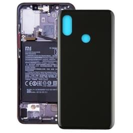 Achterste schutblad voor Xiaomi Mi 8(Black)