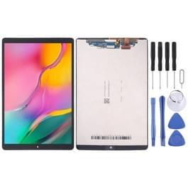 LCD-scherm en digitizer volledige assemblage voor Galaxy tab een 10 1 (2019) (WIFI versie) SM-T510/T515 (zwart)