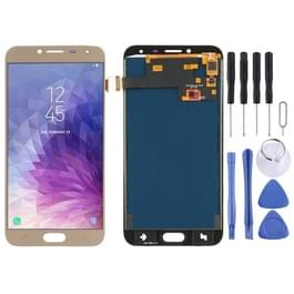 LCD-scherm en digitizer volledige assemblage (TFT-materiaal) voor Galaxy J4  J400F/DS  J400G/DS (Gold)