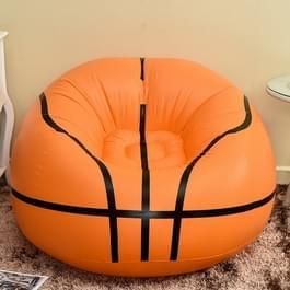 Fashion casual luie stoel creatieve opblaasbare sofa enkele kruk (basketbal sofa)