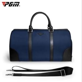 PGM draagbare grote capaciteit kleding tas nylon bal tas voor mannen (blauw)