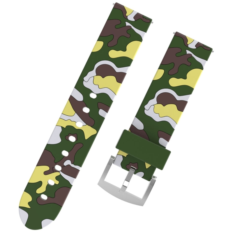 Samsung S3 Simple Fashion Camouflage Pattern Watches Band