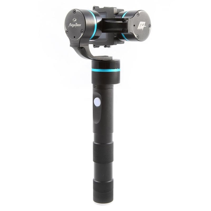 FY-G4 3 as Brushless Handheld Gimbal stabilisator voor GoPro HERO4 / 3 + /3(blauw)