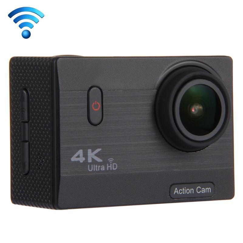 F69 Novatek 96660 4 K WiFi Waterdicht StarVision Sport Camera, 2.0 duim LCD, 16.0MP Sony 078 Lens, Support TF-Card / HDMI