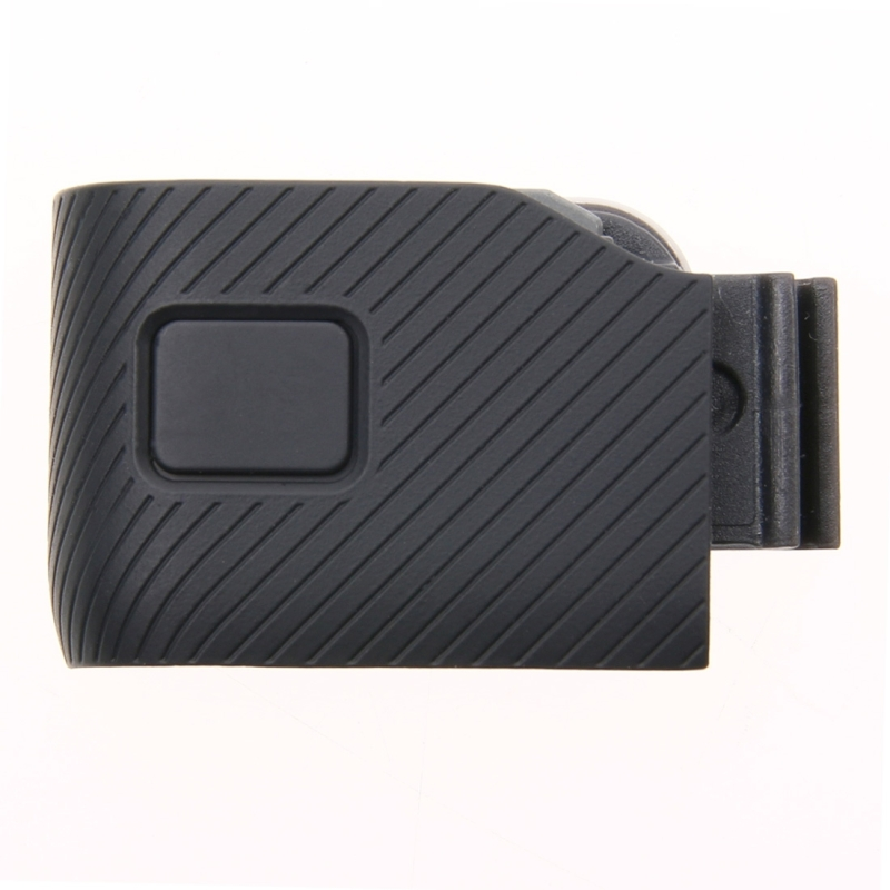 Voor GoPro HERO 5 Side Interface deur Cover reparatie Part(zwart)
