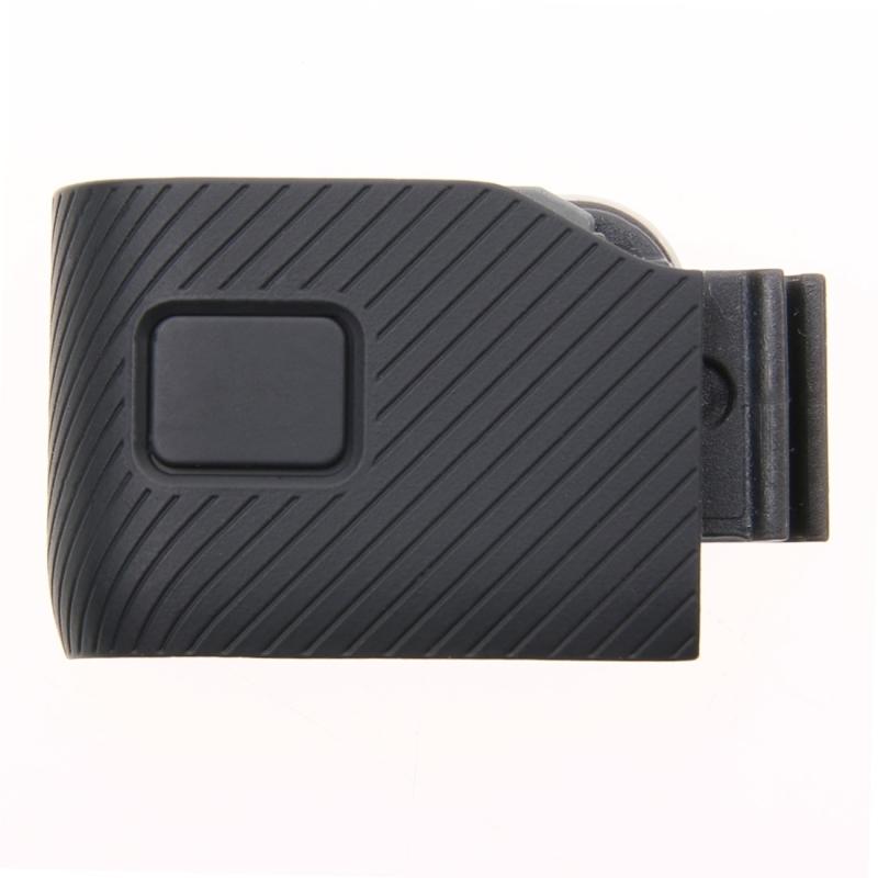 Voor GoPro HERO 5 Side Interface deur Cover reparatie Part(zwart)