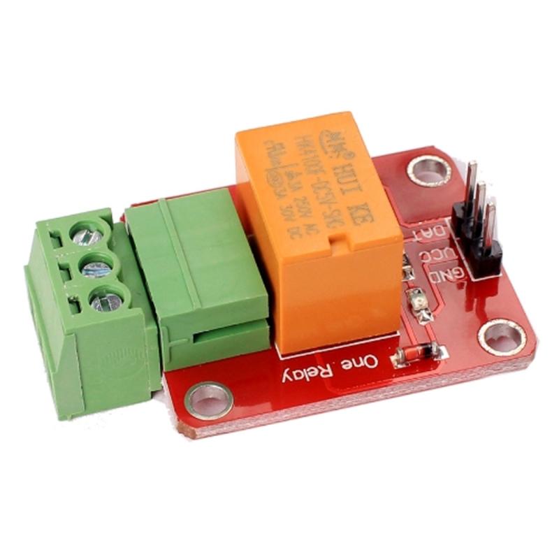Afbeelding van Ãén kanaal 5V relais Module DIY accessoires 5V voor Home toestel / Arduino