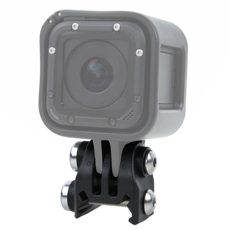 TMC HR387-BK 20mm Rail kunststof verbinding monteren voor GoPro HERO4 sessie /4 /3+ /3 /2 /1(zwart)