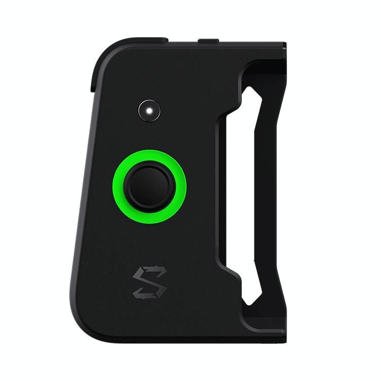 Afbeelding van Xiaomi Black Shark telefoon Game Controller steunen Bluetooth & OTA & twee knoppen + een Rocker & Androïde Games(Black)
