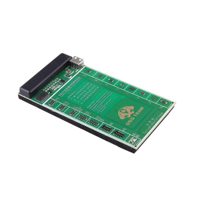 Afbeelding van W209A Professional batterij activering Fast Charge Board for iPhone, Samsung, Huawei, Xiaomi, tegenstander, Vivo & Android Smartphones