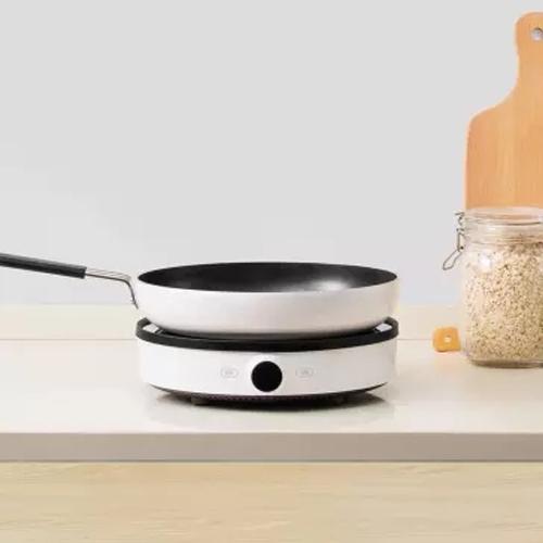 Original Xiaomi Non Stick Frying Pan Cooking Pot