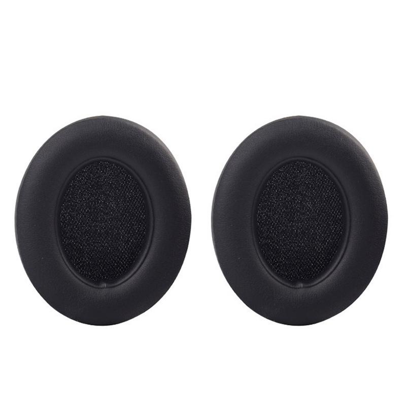 Afbeelding van 1 paar spons hoofdtelefoon beschermende case voor beats Studio 2.0/Studio3 (zwart)