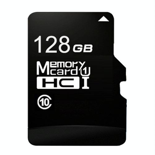 128GB hoge snelheid Class10 Black TF (micro SD) geheugenkaart