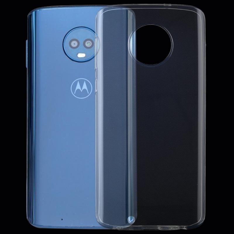 Afbeelding van 0 75 mm transparant TPU Case voor Motorola Moto G6
