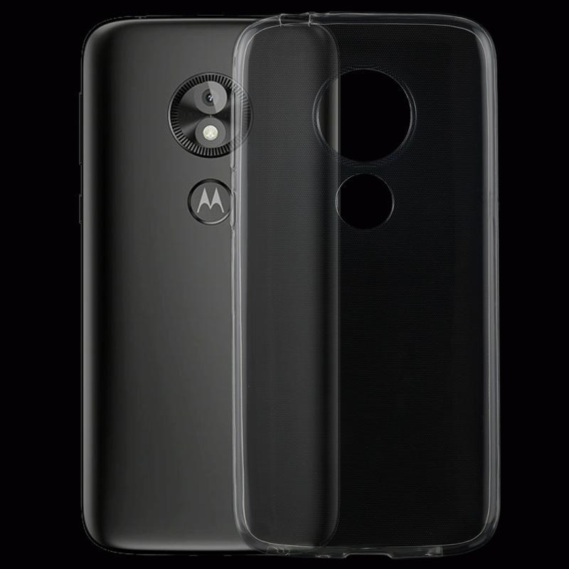 Afbeelding van 0 75 mm transparant TPU Case voor Motorola Moto E5 spelen